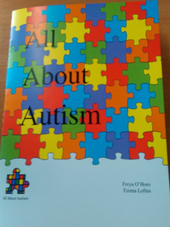 All About Autism Book Cover