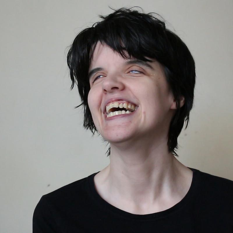 Portrait of Lorraine Cooke