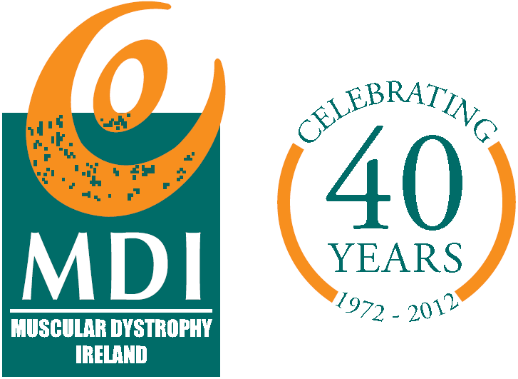 Picture link to Muscular Dystrophy Ireland website