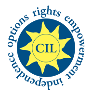 Logo for Centre for Independent Living CIL