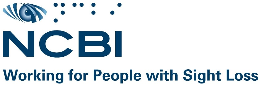 NCBI logo Working for people with sight loss