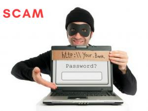 07 Beware of scams