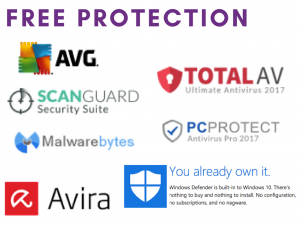 09 Free software to protect you